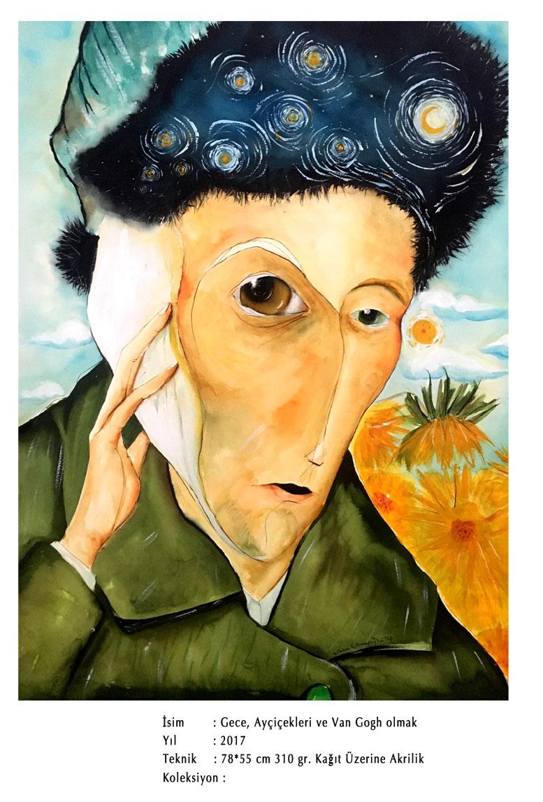 Van Gogh olmak