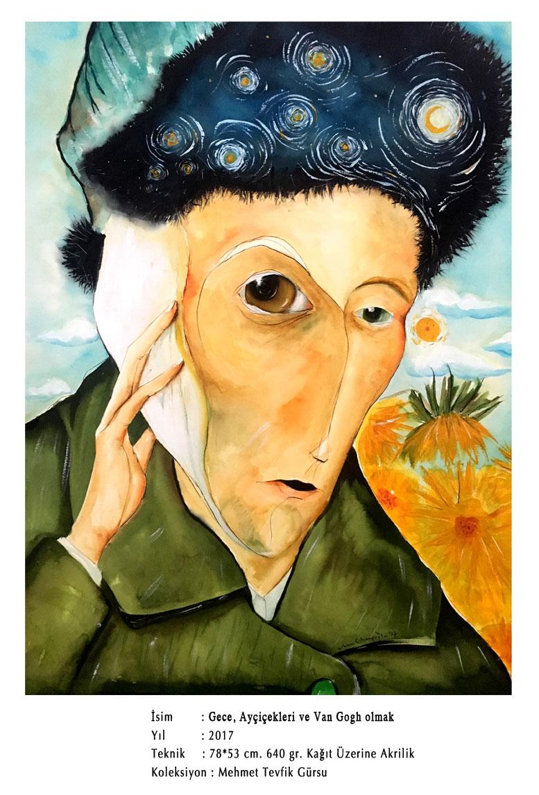 Van-Gogh-olmak